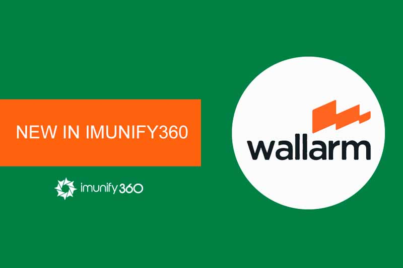 Imunify 360 now with Wallarm