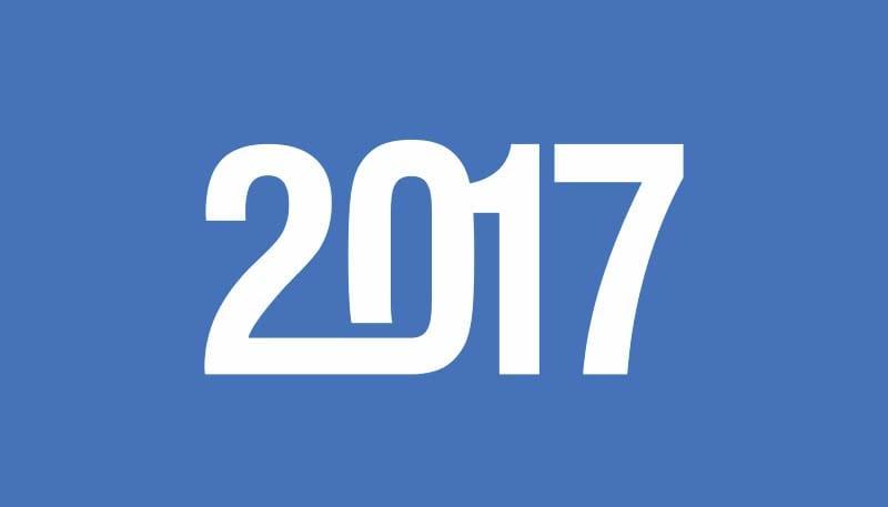 Summary of 2017