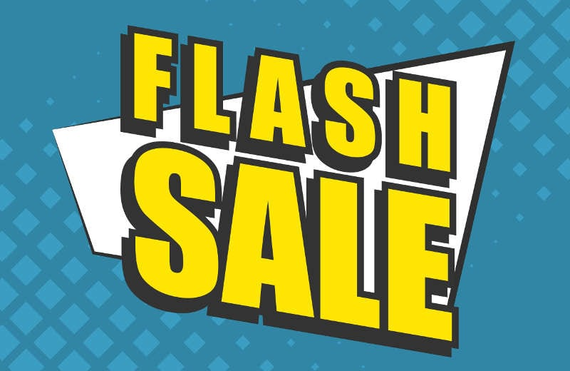 Flash Sale Advanced SSD Hosting £4.99