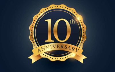 10 Year Anniversary Hosting Sale