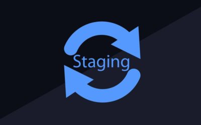 Staging added to cPanel