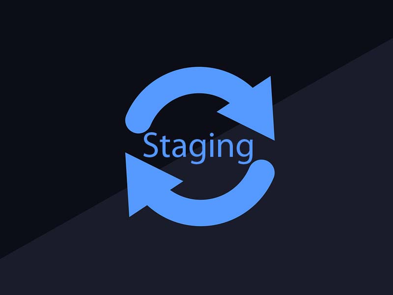 website staging